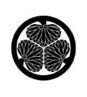 Emblema de la familia Tokugawa (Shogunato)